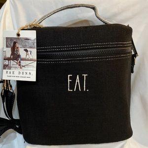 Rae Dunn Lunch Box / Lunch Bag EAT